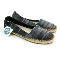 Sanuk Natal Womens Loafer Black 10.0