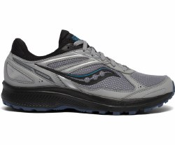 Saucony Mens Cohesion TR 14 Alloy Colbalt Mens Trail running 08.5