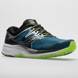 Saucony Omni ISO 2  Mens Running Shoes Wide Width 09.0