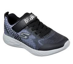 Skechers Baxtux Black Charcoal Go Run 600. Name Brands , Low Prices , Quality Shoes. Kids Running012.