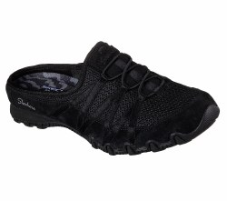 Skechers Fan Club Black Womens Casual Slip On49530/BLK. 06.5