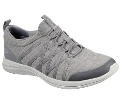 Skechers Womens Walking Shoe City Pro What a Vision Gray 06.0