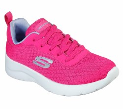 Skechers dynamight 2.0 eye to eye youth size running shoes , durable , sporty , confortable , ligthweight 013.