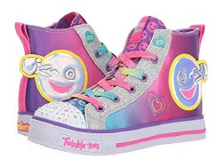 Skechers Girls Twinkle Toes Light Up Shoes 2.0