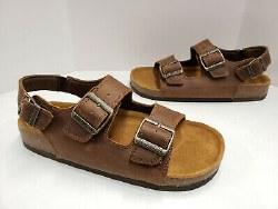 Skechers  Mens Lakesun Sandals Dark Brown 09.0