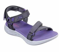 Skechers girls Lil Radiant Strap River Sandal 012.