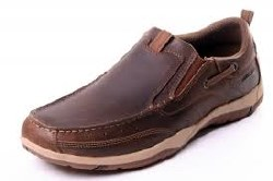 Skechers mens Pazzo ChocolatCasual Dress sshoe Slip On 63176/CHOC . 07.0