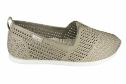 Plush-Lite™ Get a good look at pretty style and amazing stretchable comfort with the SKECHERS Bobs Plush Lite – Peek shoe. Soft woven nearly one piece knit stretch…07.0