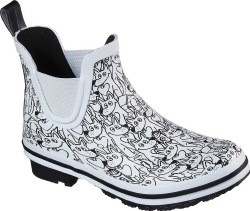 Skechers Womens Puppy Puddles Rain Boots 06.0