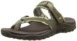 SKECHERS Reggae Rasta olive Women's Sandals 05