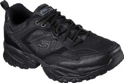 Skechers Sparta 2.0 BBK air cooled memory foam  all terrain rugged outsole 11.0