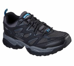 Skechers Mens Sparta Classic athletic training shoe All Terrain rugged flexible rubber high traction outsole , shock absorbing midsole padded colar and tongue. durable and comfortable for work or play08.0