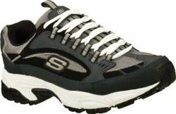 Skechers Mens Stamina Nouvo Walking Shoes 09.0