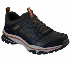 Skechers Torago Ralcon Mens Sockliner Hiking Shoes 08.0