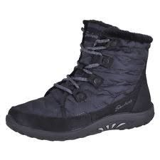 Skechers womens Boot Vector Navy 49434/NVY . 07.0