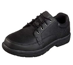 Skechers Wolden Casual Dress Black 65567 BLK09.