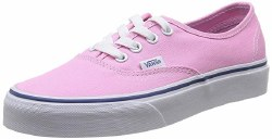 VANS Authentic prism pink/true white Unisex Skate Shoes