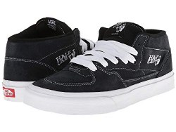 Vans Half Cab Black Inspired by Cab's legendary status, the Half Cab® remains a time tested classic.07.5