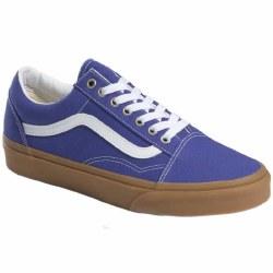 Vans Old Skool Classics Spectrum Blue Gum06.0