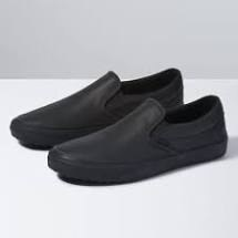 Vans Slip Resistant Slip Ons Made for the Makers A tough shoe for tough jobs!04.0