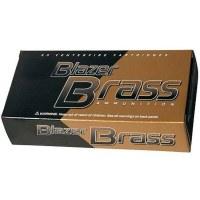 BLAZER BRASS CASE 38 SPECIAL 125GR FMJ