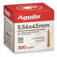 AGUILA 5.56X 45MM FMJ 300 RD BOX
