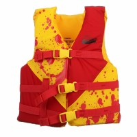 SEACHOICE RED YELLOW YOUTH VEST