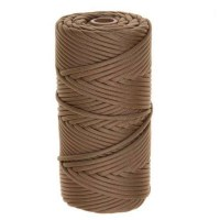 TAC SHIELD 550 CORD 200' ROLL COYOTE