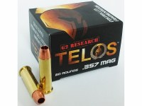 357 MAG SOLID COPPER PREMIUM SELF DEF
