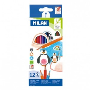BOX 12 COLOURING PENCILS 231