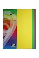 A3 COLOURED CARD 180GM 20PK