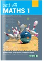 LOG BOOK ONLY ACTIVE MATHS 1