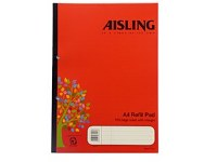 AISLING A4 REFILL PAD SIDEBD