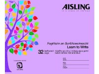 AISLING B4 32PGE WRITING COPY