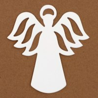 ANGELS WHITE CARD 15 PER PACK