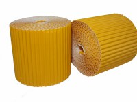 BORDER ROLLS 2 PACK YELLOW