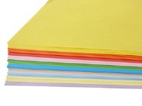 COLOURED PAPER ASSORTED REAM