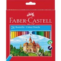 COLOURING PENCILS REDLINE 24PK