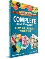 COMPLETE HOME EC SKILLS BOOK