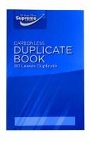 DUPLICATE BOOK  8 X 5