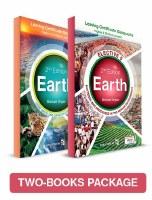 EARTH NEW 2 BK BUNDLE ELECT 5