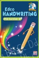 EDCO HANDWRITING D PRE CURSIVE