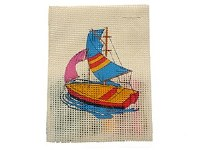 EMBROIDERY BOAT