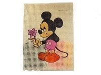 EMBROIDERY MICKIE MOUSE