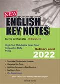 ENGLISH KEY NOTES 0.L.2022