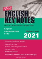 ENGLISH KEY NOTES 2021 H.L