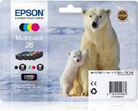 EPSON 26C13T2616 MULTIPACK 4PK