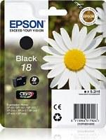 EPSON 18 C13 T18014010 BLACK