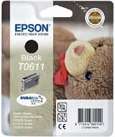 EPSON T0611 D68/DX4200 BLACK