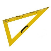 SET SQUARE 60 DEG BLACKBOARD
